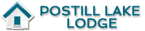 Postill Lake Lodge Wordmark